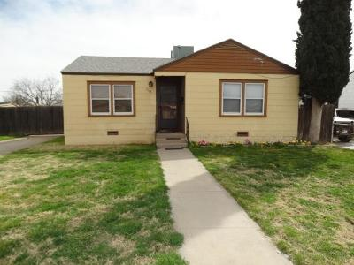 Odessa Single Family Home For Sale: 3118 N Hancock Ave