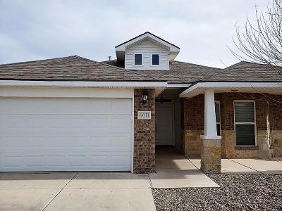 Midland Rental For Rent: 6011 Mile High Ln