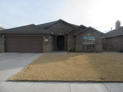 Odessa Single Family Home For Sale: 9912 Rainbow Dr