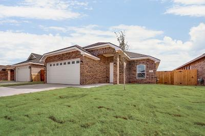 Odessa Single Family Home For Sale: 2000 Boise Dr