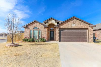 Odessa Single Family Home For Sale: 6957 King Ranch Rd
