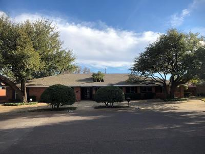 Midland Single Family Home For Sale: 2311 Stutz Place