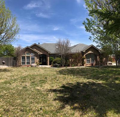 Odessa Single Family Home For Sale: 7021 Sleepy Hollow