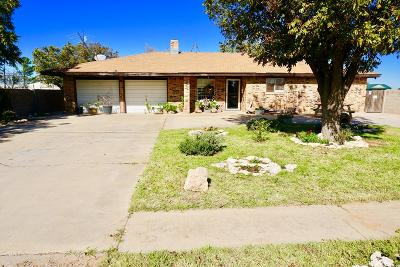 Odessa Single Family Home For Sale: 9910 W 64th St