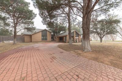 Odessa Single Family Home For Sale: 2549 Bainbridge Dr