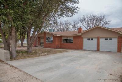 Odessa Single Family Home For Sale: 4701 W Morris St