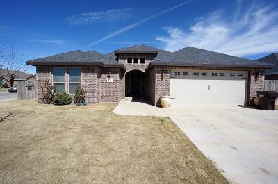 Midland Single Family Home For Sale: 1301 Daybreak Way