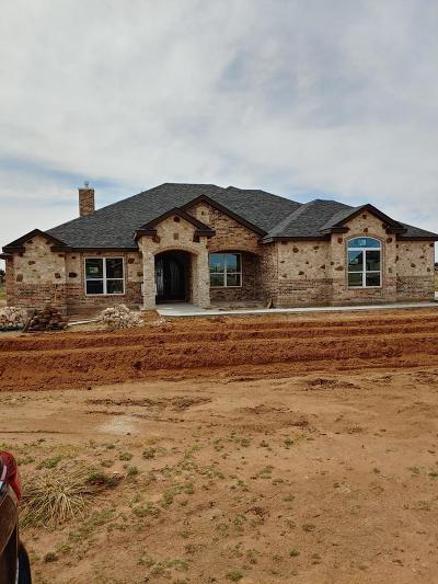 Odessa Single Family Home For Sale: 8841 Downs Dr