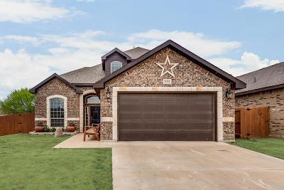 Odessa Single Family Home For Sale: 7014 Pitchfork Ranch Rd