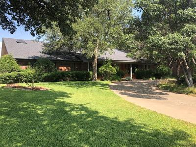 Odessa Single Family Home For Sale: 6 Hummingbird
