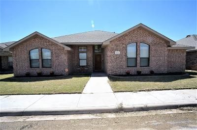 Odessa Single Family Home For Sale: 6724 Amber Dr