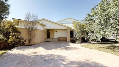 Odessa Single Family Home For Sale: 1401 N Lillard Dr