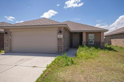 Odessa Single Family Home For Sale: 9019 Pepper Grass Ave