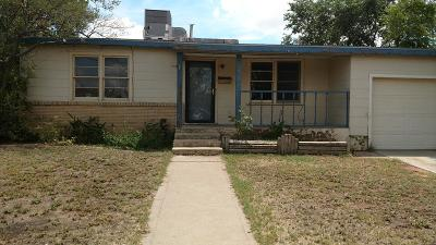 Odessa Single Family Home For Sale: 1204 Century Ave