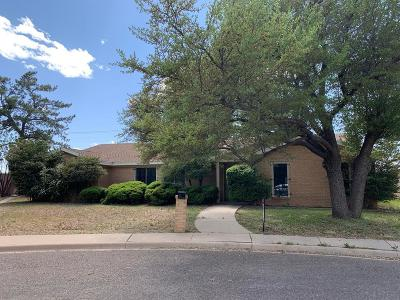 Odessa Single Family Home For Sale: 65 Twin Oaks Circle