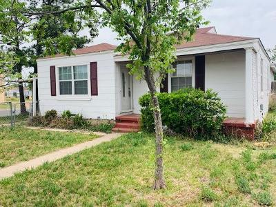 Odessa Single Family Home For Sale: 2320 Adams Ave