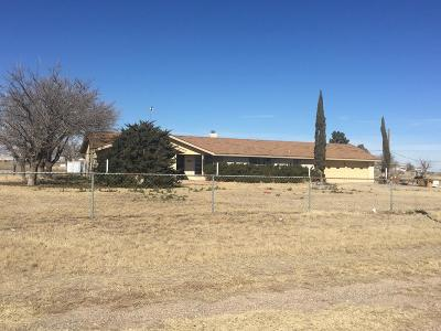 Odessa Single Family Home For Sale: 9512 April