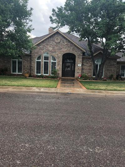 Odessa Single Family Home For Sale: 14 Sapphire