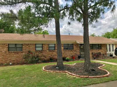Odessa Single Family Home For Sale: 1511 Custer Ave