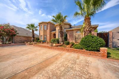 Odessa Single Family Home For Sale: 2 Dolores Court