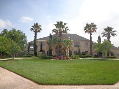Odessa Single Family Home For Sale: 3 Oasis