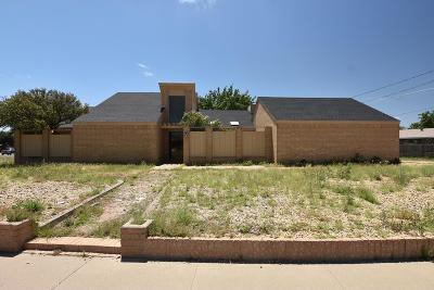 Odessa Single Family Home For Sale: 4425 Haner Court