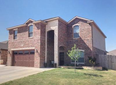 Midland Single Family Home For Sale: 6600 Victory Parkway