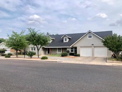 Odessa Single Family Home For Sale: 3710 Blossom Lane