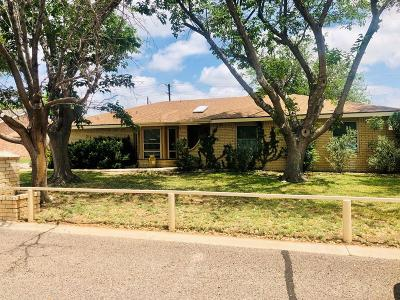 Odessa Single Family Home For Sale: 3120 Trails End Rd
