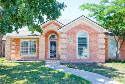 Odessa Single Family Home For Sale: 6905 Stonehenge Rd