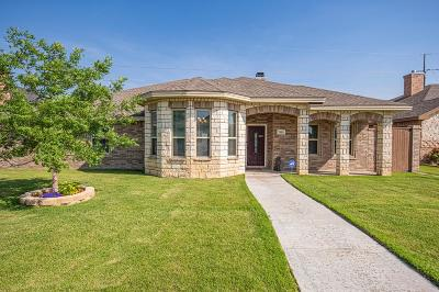 Odessa Single Family Home For Sale: 7603 Canterbury Dr