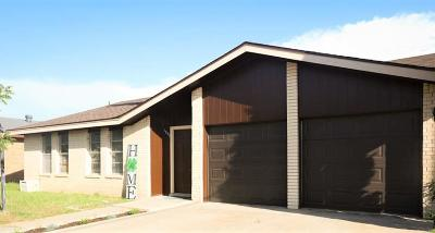 Odessa Single Family Home For Sale: 1800 E 51st St