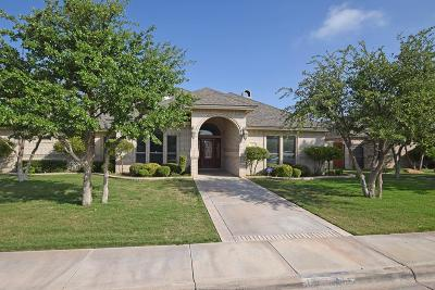 Odessa Single Family Home For Sale: 17 La Promesa Circle