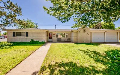 Odessa Single Family Home For Sale: 4201 Dawn Ave