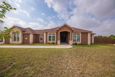 Odessa Single Family Home For Sale: 9881 Bella Court