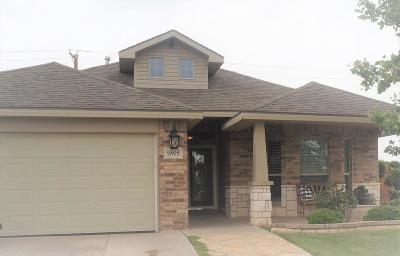 Odessa Single Family Home For Sale: 9505 E 96 Court