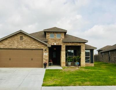 Odessa Single Family Home For Sale: 9319 Bee Balm Ave