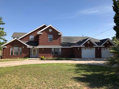 Odessa Single Family Home For Sale: 8109 Dunn St