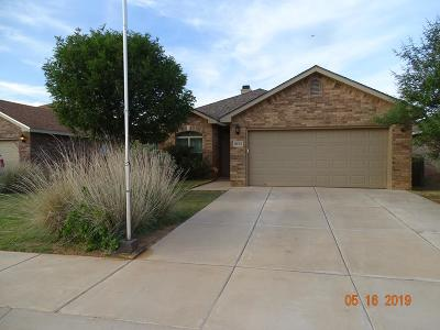 Midland Single Family Home For Sale: 800 Dimaggio Dr