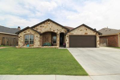 Odessa Single Family Home For Sale: 2210 San Fernando Dr