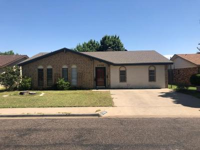 Odessa Single Family Home For Sale: 1306 E 43rd St