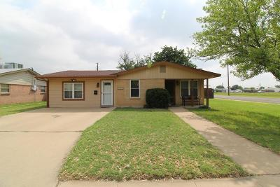 Odessa Single Family Home For Sale: 4600 Permian