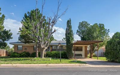 Midland Single Family Home For Sale: 4605 Graceland Dr