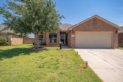Midland Single Family Home For Sale: 914 Nolan Ryan Dr