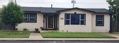 Odessa Single Family Home For Sale: 1516 E 10th St