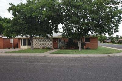 Odessa Single Family Home For Sale: 1400 Tulip Lane
