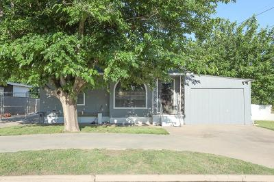 Odessa Single Family Home For Sale: 2309 N Muskingum Ave