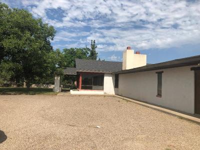 Odessa Single Family Home For Sale: 2500 Rocky Lane Rd