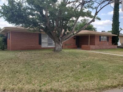 Odessa Single Family Home For Sale: 1422 Rosewood Dr