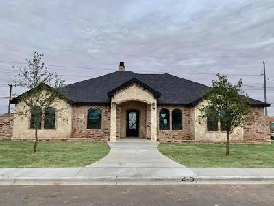 Odessa Single Family Home For Sale: 215 Rolling Winds Circle